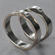 arany karikagyűrű, vörösarany, karikagyűrű, titán karikagyűrű, egyedi karikagyűrű, design karikagyűrű, különleges karikagyűrű, design jegygyűrű, különleges jegygyűrű