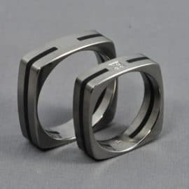 wedding ring, diamond, titán karikagyűrű, ében karikagyűrű, egyedi karikagyűrű, különleges karikagyűrű, gyűrű, karikagyűrű, titán karikagyűrű, gyémánt gyűrű, titánium karikagyűrű